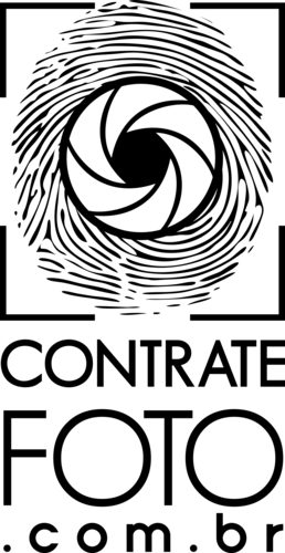 Logotipo de Contrate Foto