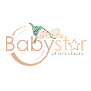 Logotipo de Studio Baby Star
