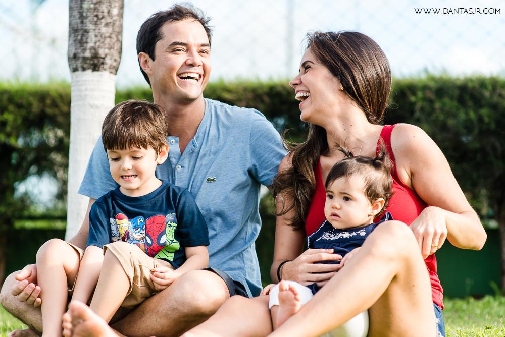 Imagem capa - Uma tarde com a família de Alessandra e André por Dantas Jr.