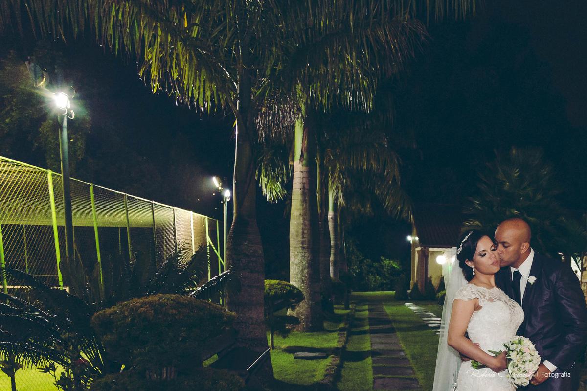 Foto de Stephani e Mauricio