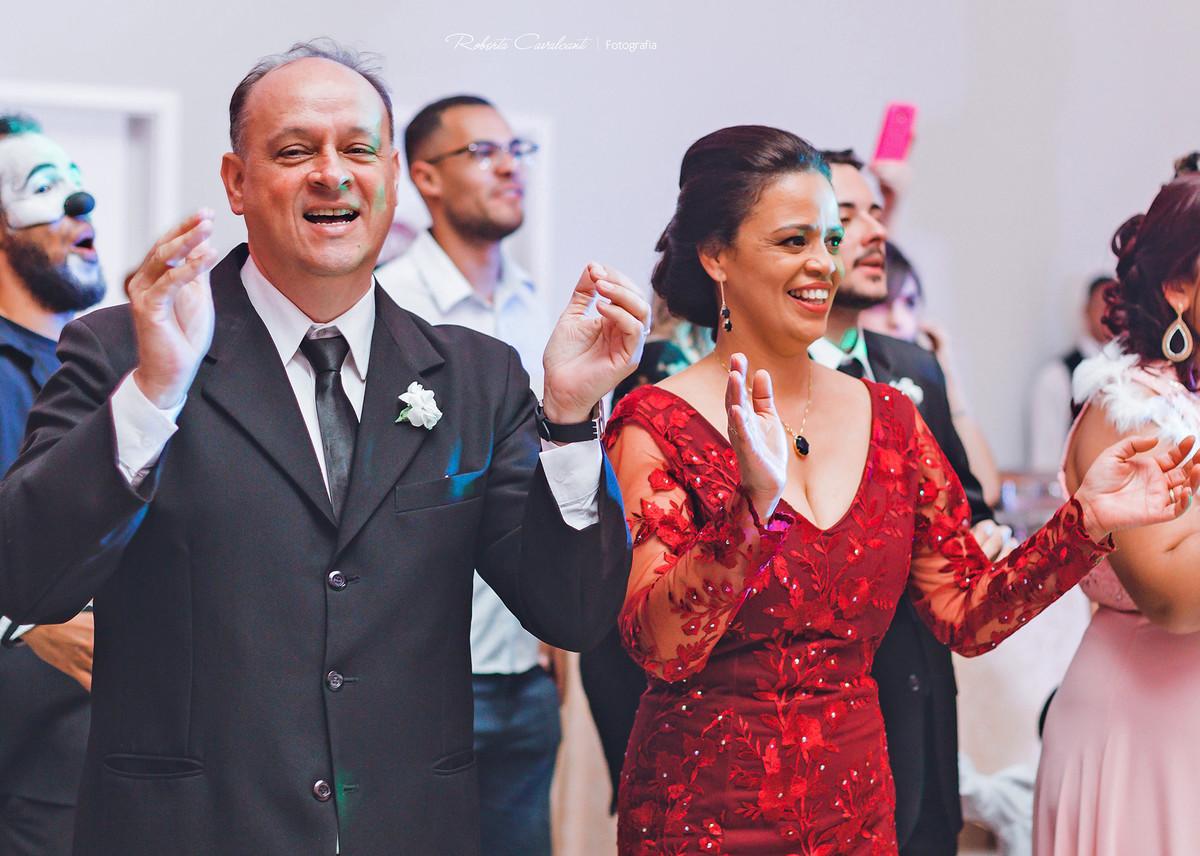 Foto de Nayara e Vinicius