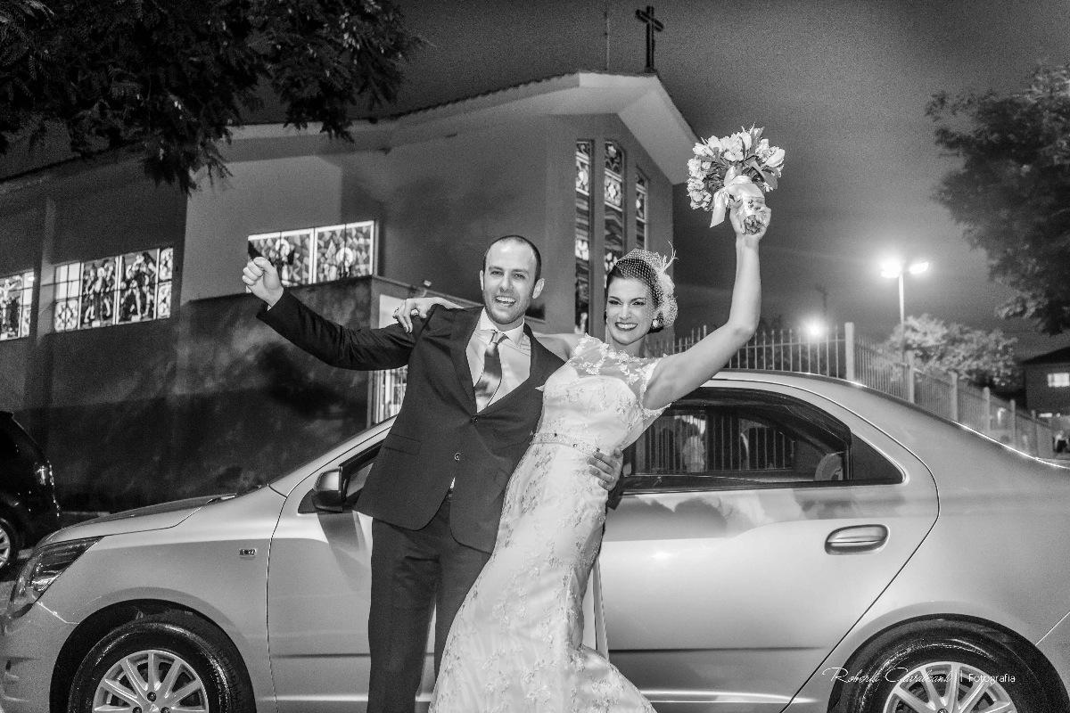 Foto de Vanessa e Paulo