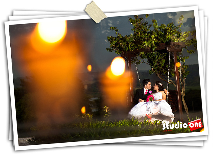 Imagem capa - Casamento Juliana e Rafael por Studio ONE