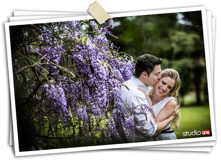 Imagem capa - Ensaio Danielle e Rodrigo por Studio ONE