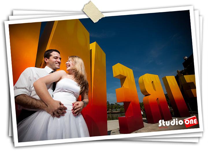 Imagem capa - Ensaio Fernanda e André no Parque de Diversões por Studio ONE