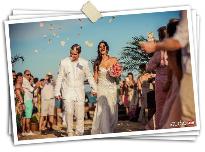 Imagem capa - Casamento da praia – uma linda tendência por Studio ONE