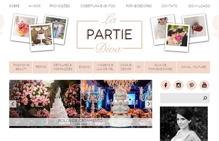 Imagem capa - Casamento Marilia e Rafael no Blog La Partie Diva por Studio ONE