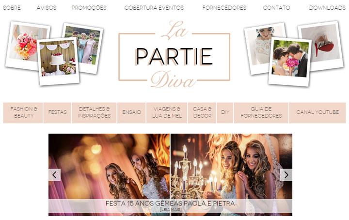 Imagem capa - Festa de 15 Anos da Paola e da Pietra no Les Divas 15 Anos por Studio ONE