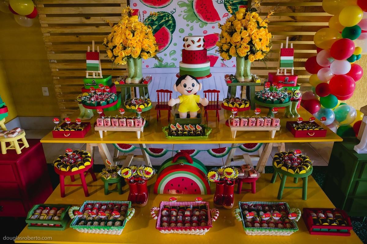 festa infantil - anivers u00e1rio de 1 ano da mariah