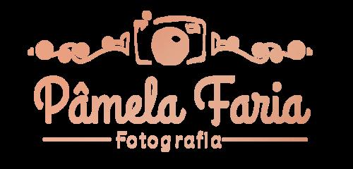 Logotipo de Pâmela Faria