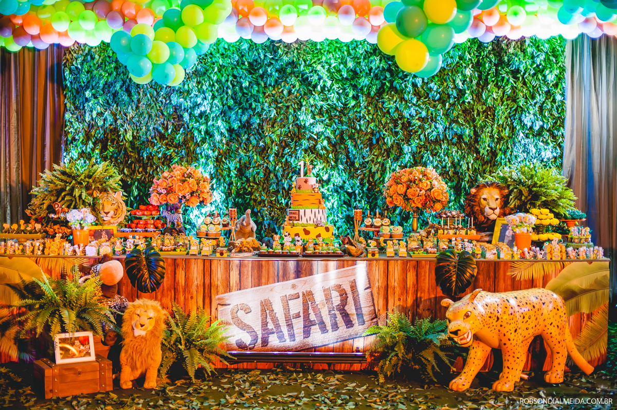 Imagem capa - 5 opções de decoração para sua festa de aniversário por Robson di Almeida