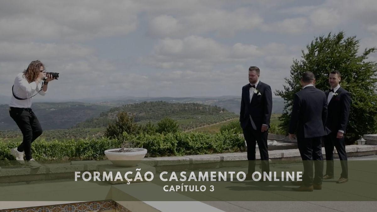 Imagem capa - Formação Fotografia de Casamento com Helder Couto (Vol. 3) por meyouphoto