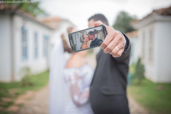 Pós Casamento de Mayra e Flávio