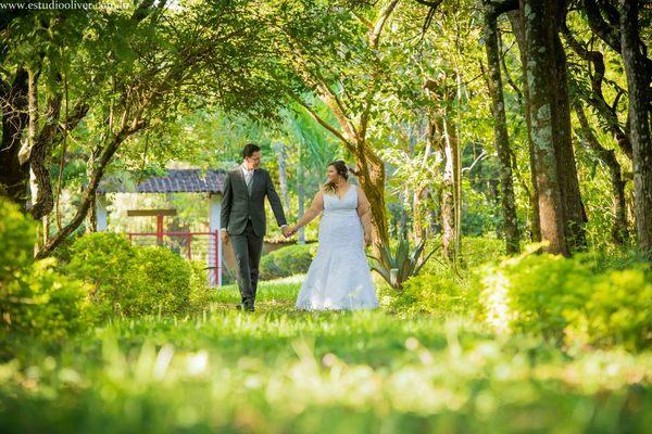 Pós Casamento de Thais e Dauro