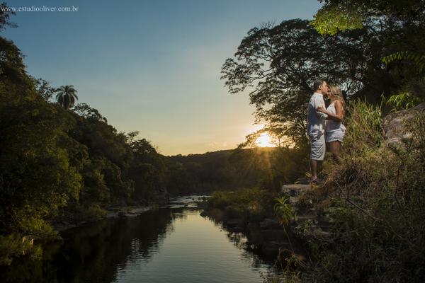Pré casamento | Pre-wedding de Fabiola e Alex