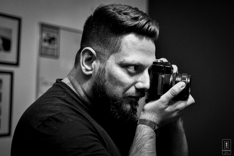 Sobre Marco Gutierres - Filmmaker