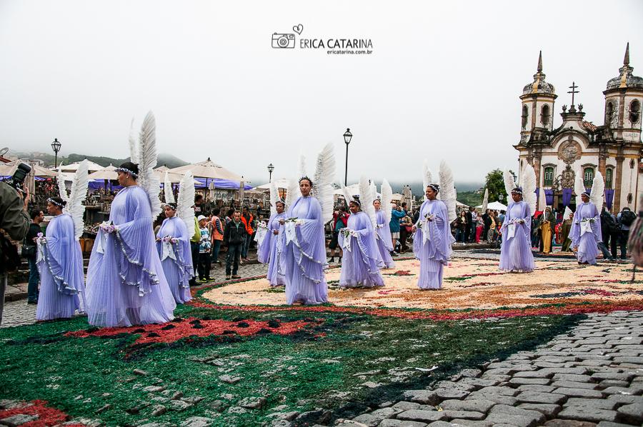 Imagem capa - {Minas Gerais} Semana Santa em Ouro Preto por Erica Catarina Pontes