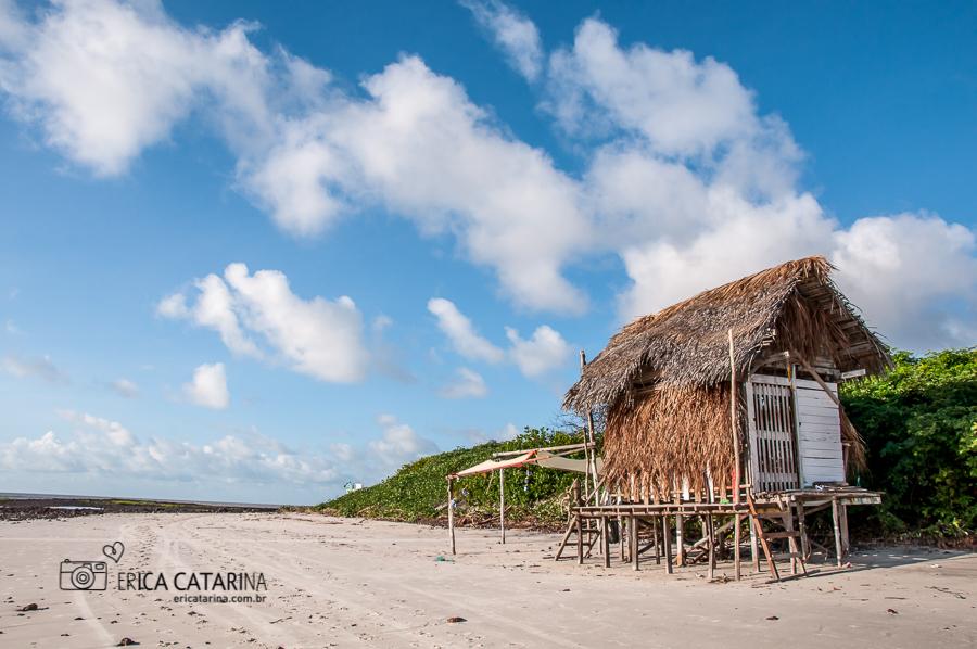 Imagem capa - {Viagens} Ilha do Algodoal (Maiandeua) - Pará por Erica Catarina Pontes