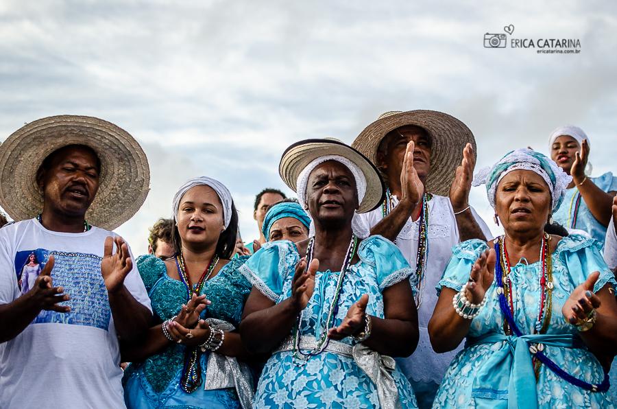 Imagem capa - {Bahia} Festa de Iemanjá em Salvador por Erica Catarina Pontes