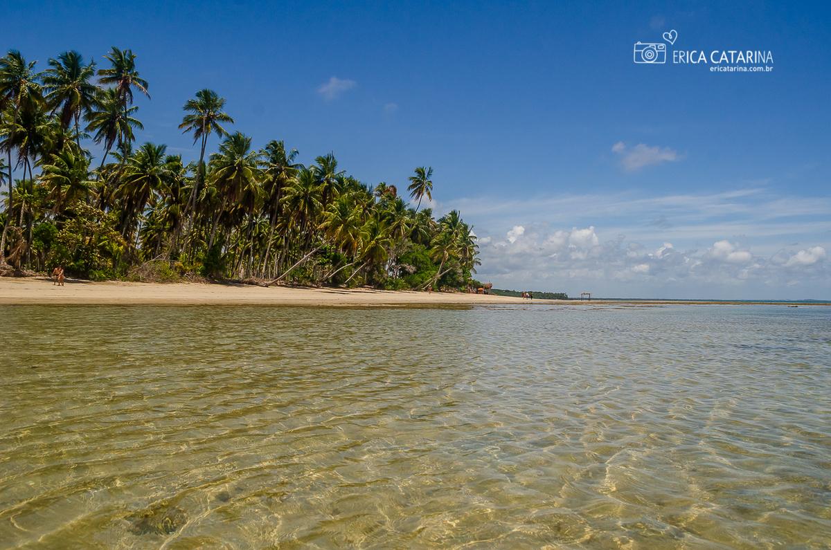 Imagem capa - {Viagens} Ilha de Boipeba - Bahia por Erica Catarina Pontes