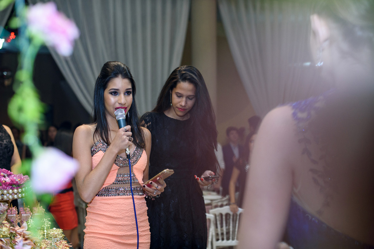 Foto de Lívia - A festa