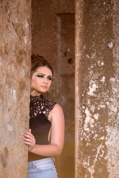 Foto de Ensaio 15 anos - Lívia