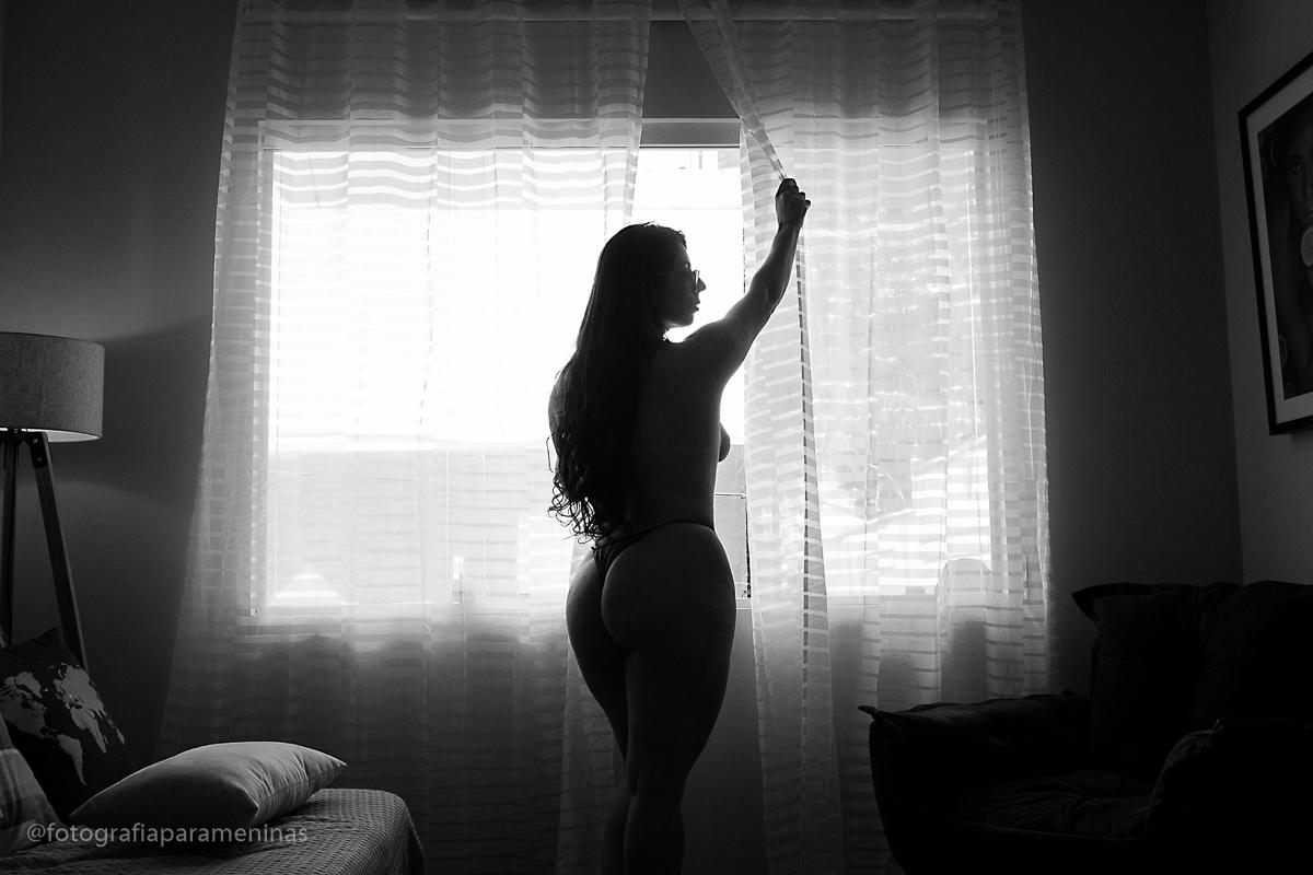 Imagem capa - O que é importante pra você em um contra luz dentro do ensaio sensual? por Sergio Damasceno
