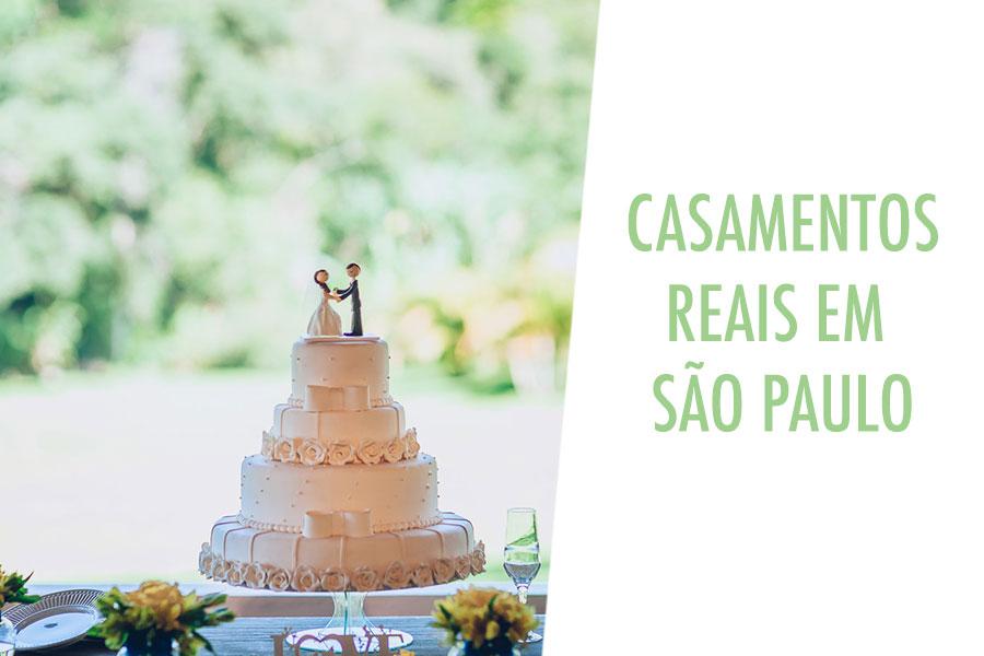 Imagem capa - Casamentos reais em São Paulo por Say Cheese Fotografia e Filmagem de Casamento