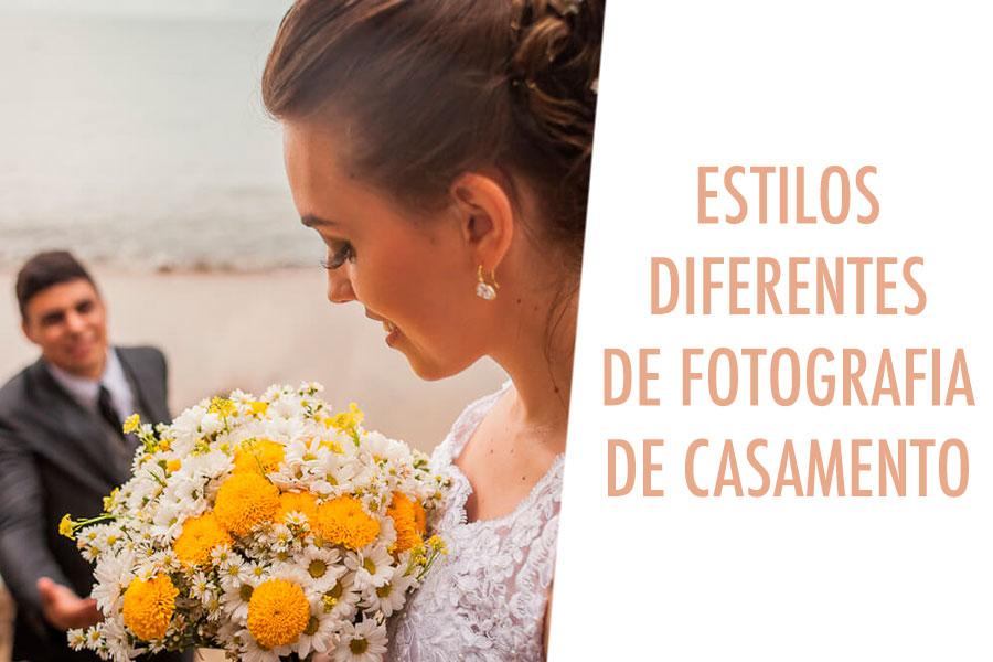 Imagem capa - Estilos Diferentes de Fotografia de Casamento por Say Cheese Fotografia e Filmagem de Casamento
