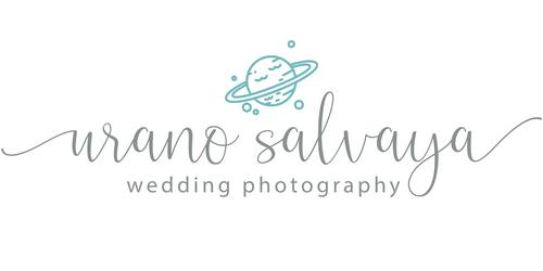 Logotipo de Urano Salvaya