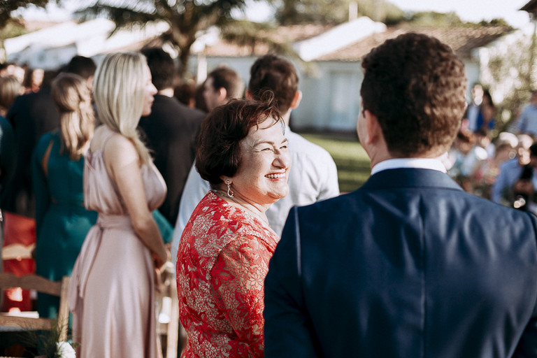 mãe do noivo