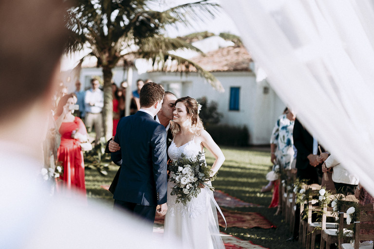 encontro dos noivos