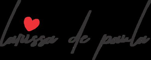 Logotipo de Larissa de Paula