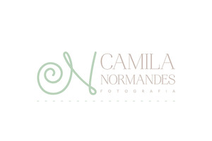Logotipo de Camila Normandes