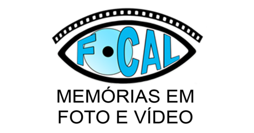Logotipo de Focal Foto e Vídeo