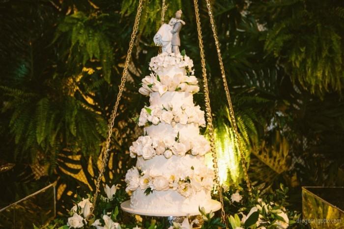 Imagem capa - 25 Modelos de Bolos de Casamento para 2018 por Lucas Matiola