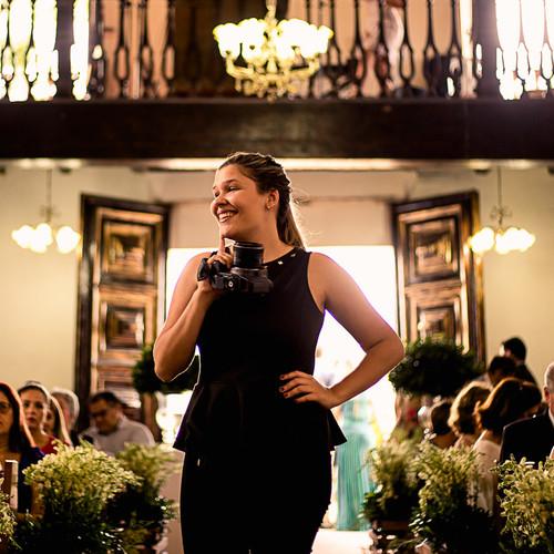Sobre Elisa Berenguer - Fotografia de Casamento em Recife - PE
