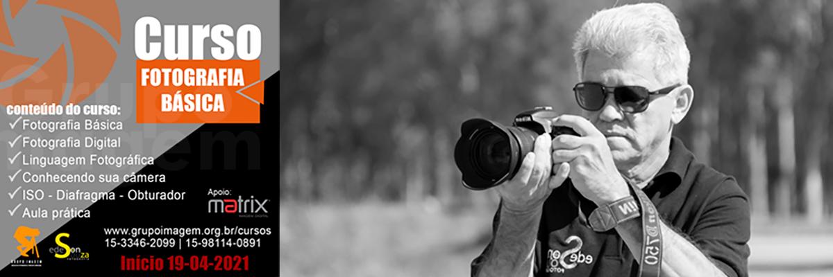 Imagem capa - Curso de Fotografia  Básica por Grupo Imagem