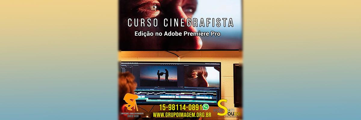Imagem capa - Curso Videographer e Editor de Vídeo por Grupo Imagem