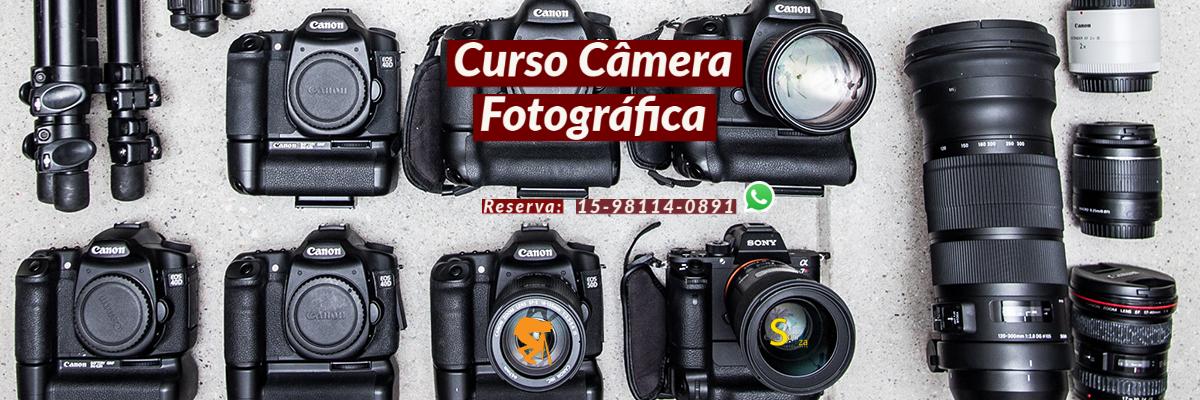 Imagem capa - CURSO CÂMERA FOTOGRÁFICA por Grupo Imagem