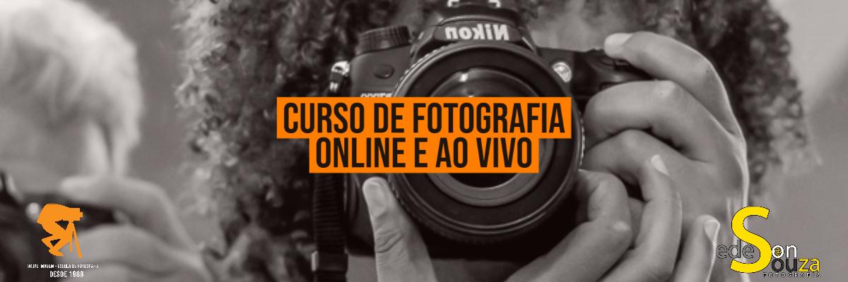 Imagem capa - CURSO DE FOTOGRAFIA VIP - ONLINE E AO VIVO por Grupo Imagem