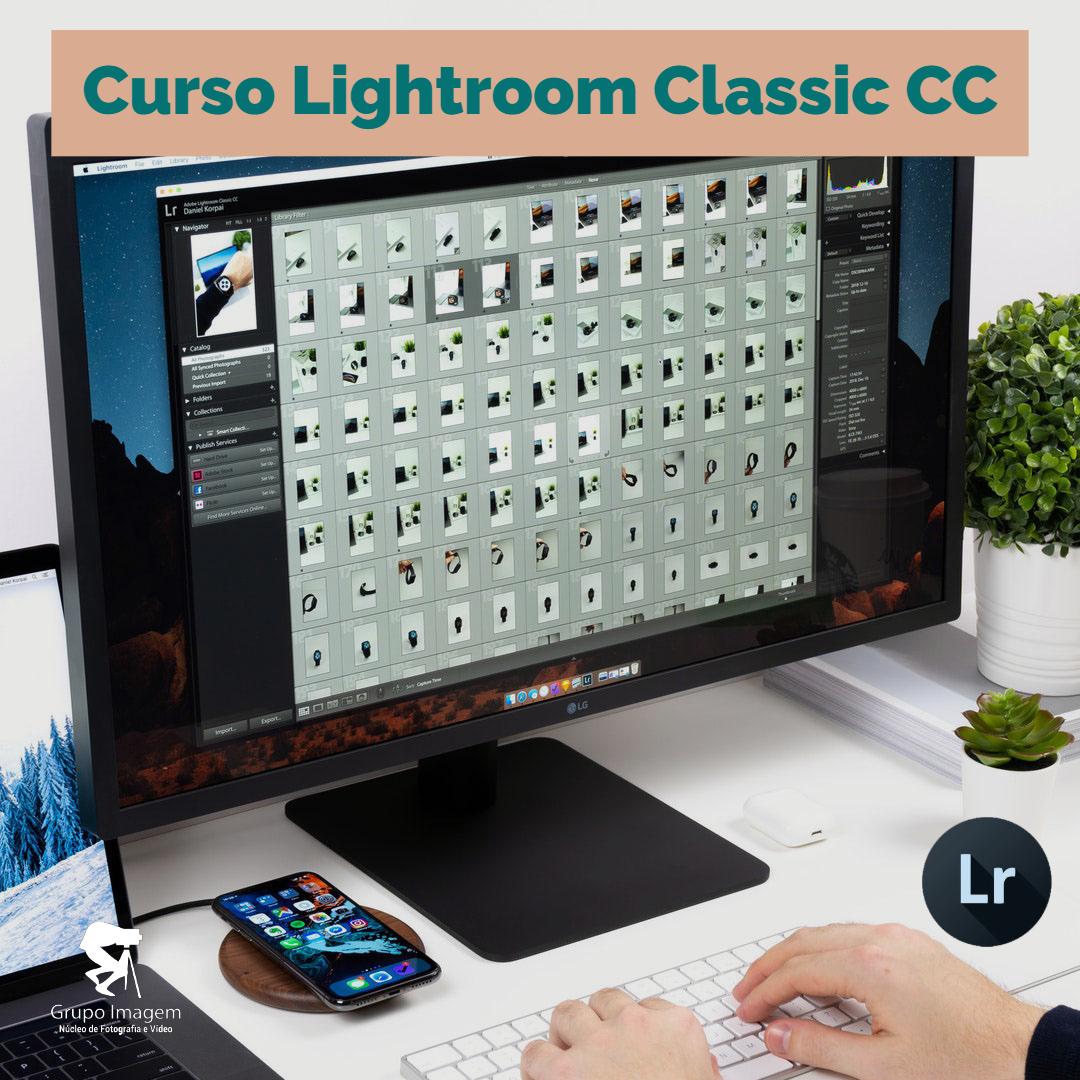 Imagem capa - Lightroom Classic CC por Grupo Imagem