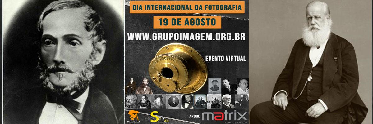 Imagem capa - Dia Internacional da Fotografia 2020 por Grupo Imagem