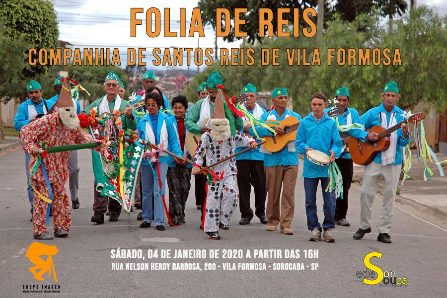 Imagem capa - Companhia de Santos Reis de Vila Formosa por Grupo Imagem