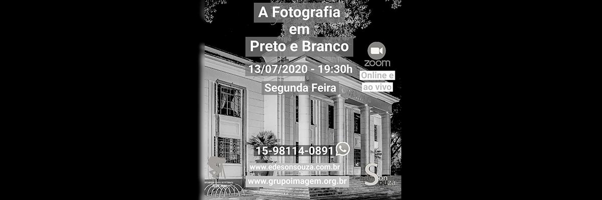 Imagem capa - A Fotografia em Preto e Branco por Grupo Imagem