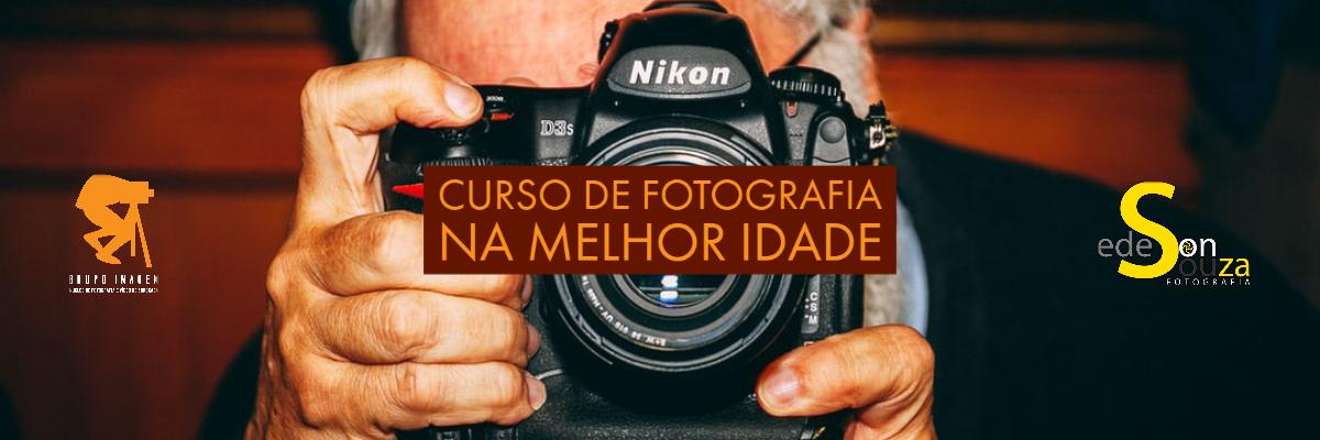 Imagem capa - Curso de Fotografia na Melhor Idade por Grupo Imagem