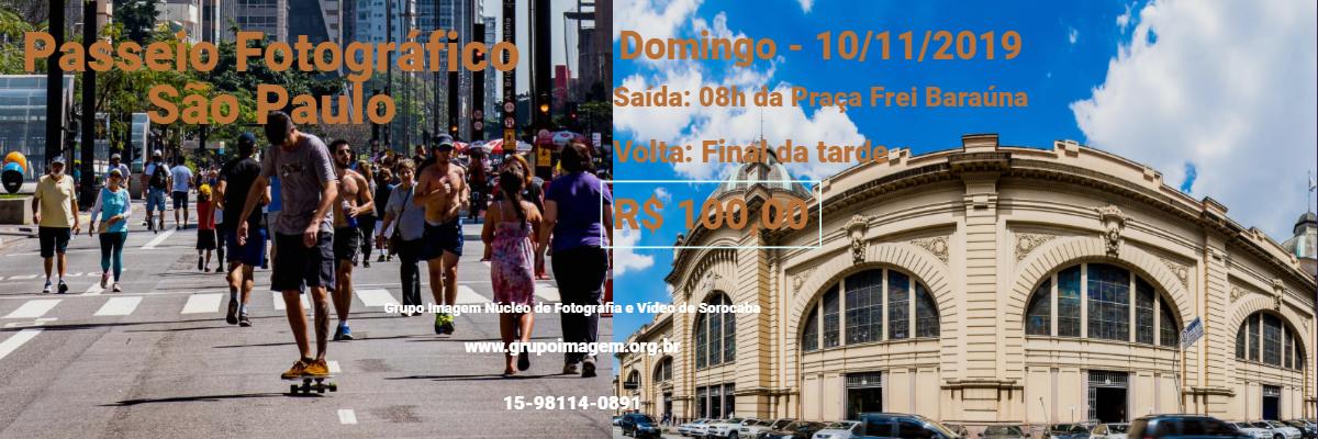 Imagem capa - Passeio Fotográfico São Paulo por Grupo Imagem
