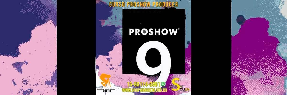 Imagem capa - Curso Proshow Producer por Grupo Imagem