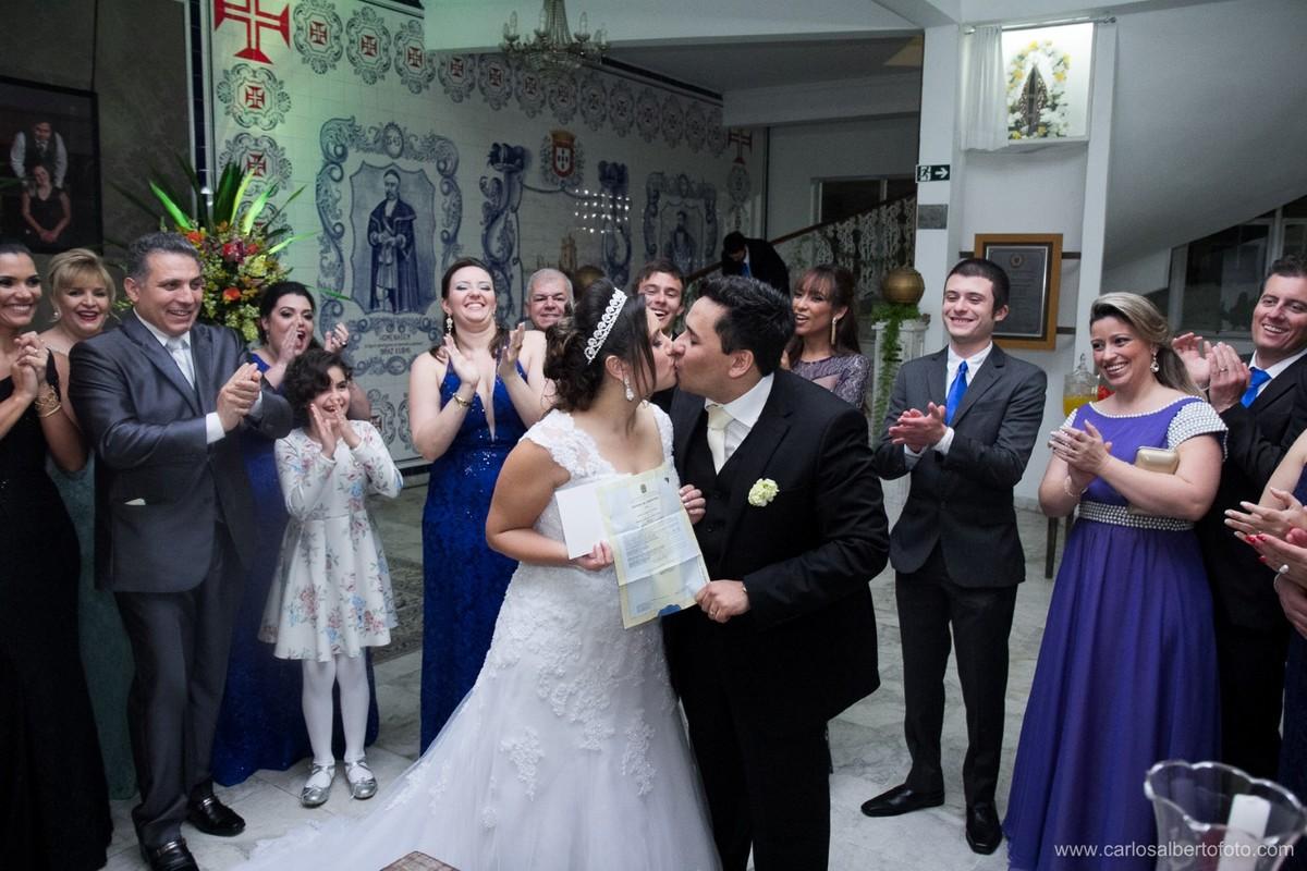 enfim casados no civil