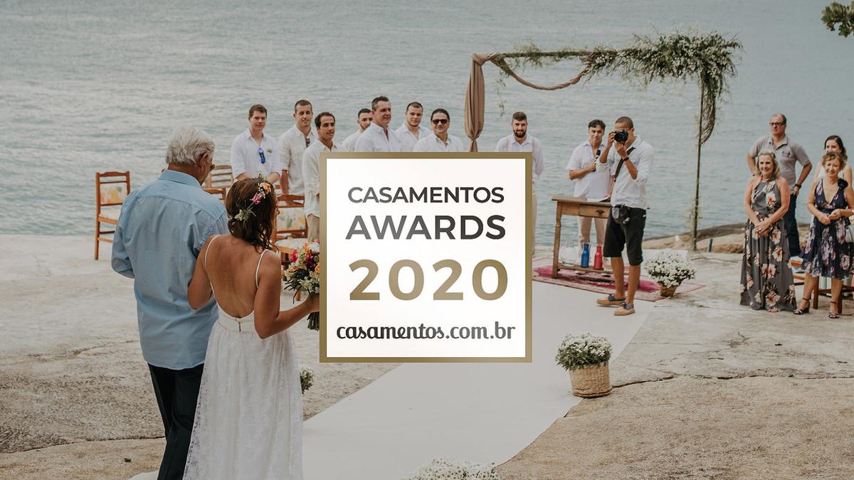 Imagem capa - CASAMENTOS AWARDS 2020 por Carlos Alberto de Lima